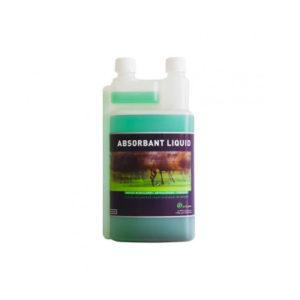 Absorban liquid pour chevaux