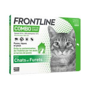 boite-frontline-combo-chat-3pippettes promo