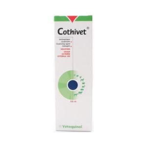 Cicatrisant cothivet-antiseptique-vetoquinol