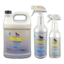 Tri tech antimouches pour chevaux