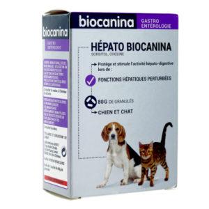 Biocanina hepato