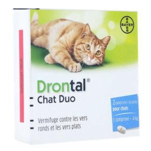 univers-veto-chat-drontal-vermifuge-comprimes